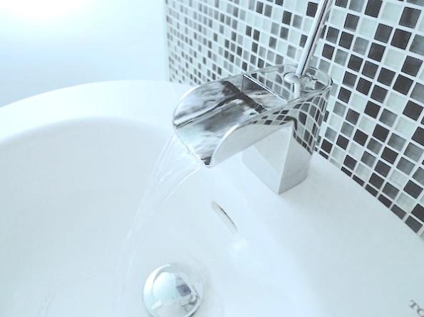 Joystick faucet