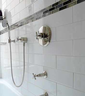 Handshower makes cleaning a breeze
