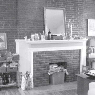 BROWNSTONE PROJECT: Before